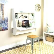 wall hanging desk fold away folding desks mounted out writing uk