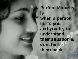 Beautiful Mature Quotes Best Of Quotes About Emotional Maturity 24 Quotes