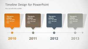 Timeline Ppt Slide Timeline Template For Powerpoint Slidemodel