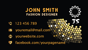 business card template designs