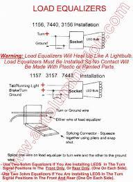 led flasher light load equalizer for fast flashing led lights led flasher light load equalizer for fast flashing led lights corvette camaro more click to enlarge