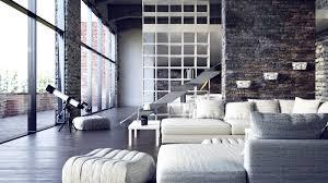 Loft Design Urban Loft Design Ideas The Second Loft Space Was Visualized By
