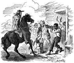 slavery in america slavery in america operations of the fugitive slave law