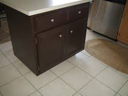 staining vs painting kitchen cabinets