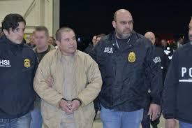 """Prozess gegen mexikanischen Drogenhändler: Drogenboss """"El Chapo"""" muss  lebenslang ins Gefängnis - Gesellschaft - Tagesspiegel"""