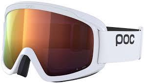 Poc Goggles Size Chart Poc Opsin Clarity Snowboard Ski Goggles Hydrogen White
