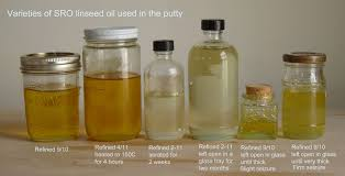 how to clean flax seed oil and make linseed oil