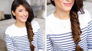 Luxy Hair Style layered braid hair tutorial youtube 2935 by wearticles.com