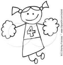 Small Picture Free Coloring Pages Cheerleading Coloring pages this would be fun