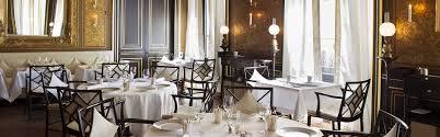 Hotel Gabriel Paris Restaurant Le Gabriel Michelin Star Restaurant In Paris