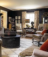 decorating walls in living room decorating living room with brown walls4