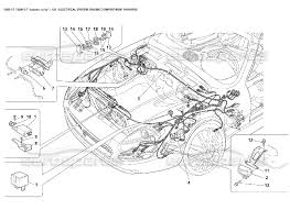 Maserati 3200 gt electrical engine partment harness page 125