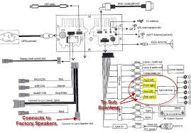toyota yaris stereo wiring diagram toyota free wiring diagrams Ipod Speaker Wiring Diagram double din touch screen dvd navigation ipod system (ebay edition Crutchfield Speaker Wiring Diagram