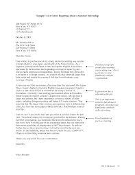 cv cover letter sample for internship cipanewsletter cover letter cover letter it examples cover letter examples it