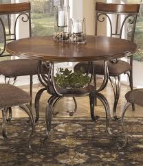 Kitchen Tables Ashley Furniture Buy Ashley Furniture Plentywood Round Dining Room Table