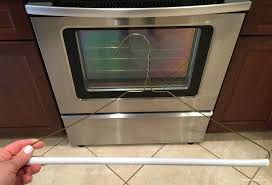 best oven cleaning ever how to clean the oven glass door