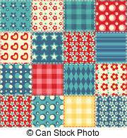 Quilt Clip Art and Stock Illustrations. 4,391 Quilt EPS ... & ... Quilt seamless pattern 2 - Quilt seamless pattern. Vector. Adamdwight.com