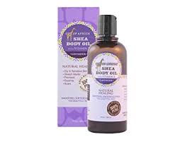 Out of Africa Shea Butter Body Oil - Lavender ... - Amazon.com