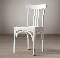 white wood sinclair chair