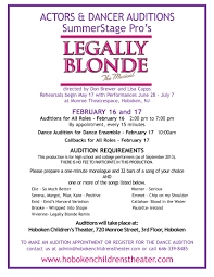 Monologues from legally blonde