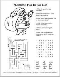 It's wonderful that, through the process of drawing and coloring, the learning about things around us does not only become joyful, but also triggers our mind to think creatively. Download These Free Christmas Kids Activity Coloring Sheets Catch My Party