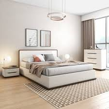 compact bedroom furniture. baltoro high gloss hydraulic storage compact bedroom set king bed size white finish furniture