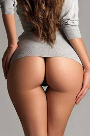 Sexy girls with big booties