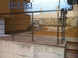 Carpintería De Aluminio  Construcciones LanzaroteBarandillas De Aluminio Para Exterior