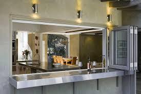 kitchen counter window. Kitchen Design Ideas: A Window Bar Counter