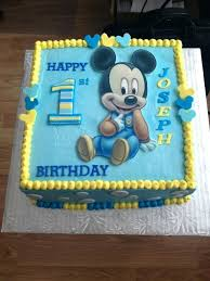 1st Birthday Cake Design For Baby Boy Cake Image Diyimagesco