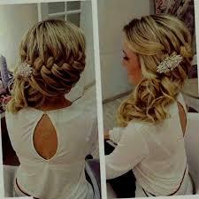 Coiffure Pour Un Mariage Cheveux Long Mariee Tresse
