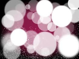 White Bubbles Flyer Background Vector Free Download