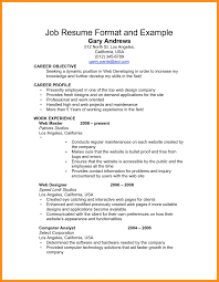 How To Write A Resume For Part Time Job 21 Sample Work Resumes 6