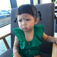 Bé gái Hàn Quốc bất ngờ nổi tiếng nhờ loạt biểu cảm khó ở - Be gai Han Quoc  bat ngo noi tieng nho loat bieu cam kho o - daubao.com