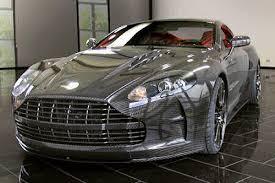 Mansory Cyrus Aston Martin Db9 Dbs Extrabreit In Szene Gesetzt Speed Heads