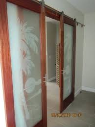 barn doors with glass inserts glass door inserts palm sunset sans also diy barn door with glass insert