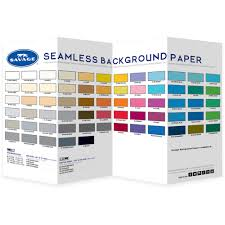 Color Aid Chart Savage Color Chart For Background Paper