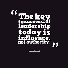 Influence Quotes Extraordinary The Key To Successful Leadership Today Is Influence Not Authority