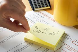 Loan To Payoff Credit Cards How To Pay Off Credit Card Debt Experian