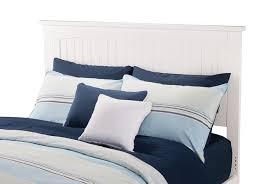 Nantucket Bedroom Furniture Amazoncom Nantucket Bed With Flat Panel Foot Board And Urban