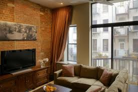 41 Comely Brick Style Apartment Interior Designs Jangbiro Com