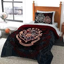 harry potter bed set full size in a bag sheet harry potter bed set