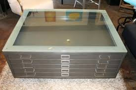 glass top display coffee table attractive entertaining glass top display coffee table with drawers for decor