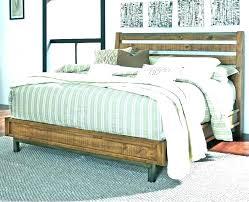 wood canopy bed king – ufowars.co