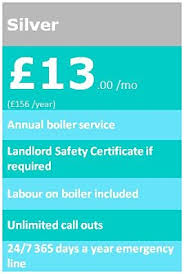 Service Contract - Wessex Gasworks