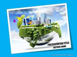 Ecotourism Powerpoint Template - Demplates