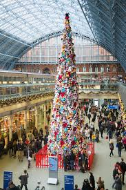St Pancras' Disney Tower ...