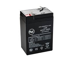 Emergency Light Battery Replacement Details About Yorklite 2l1 6v 5ah Emergency Light Replacement Battery