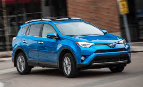 2016 Toyota RAV4 Hybrid AWD Test – Review – Car and Driver