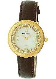 Наручные <b>часы Romanson</b>. Оригиналы. Выгодные цены – купить ...